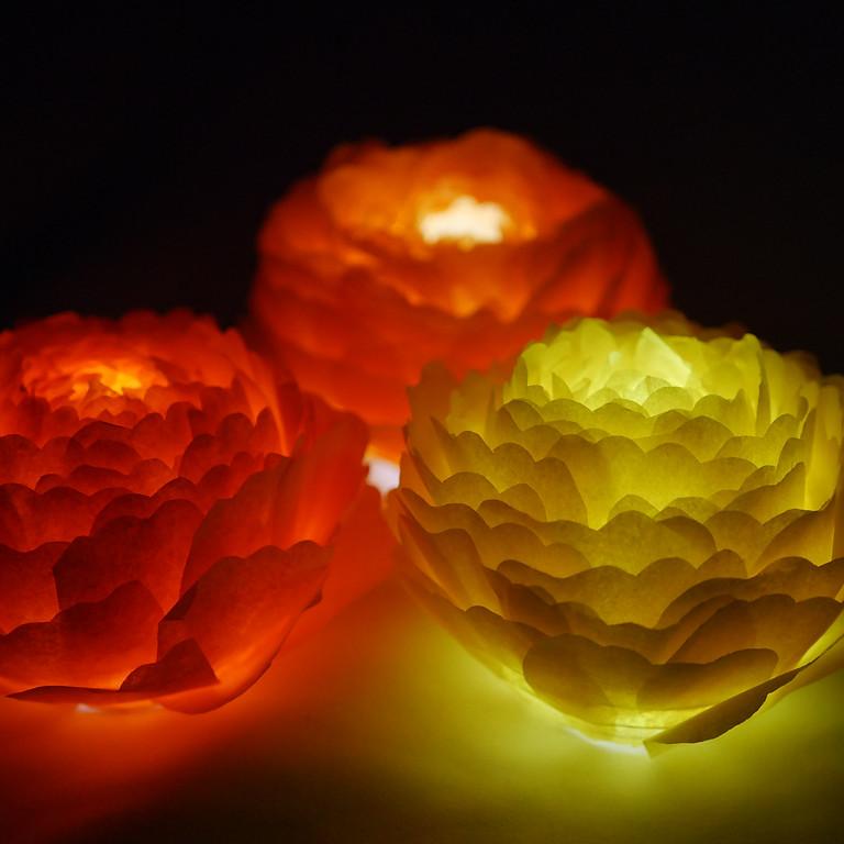 Cempasúchitl Lantern Workshop