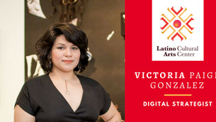 Welcome Victoria Paige Gonzalez to LCAC