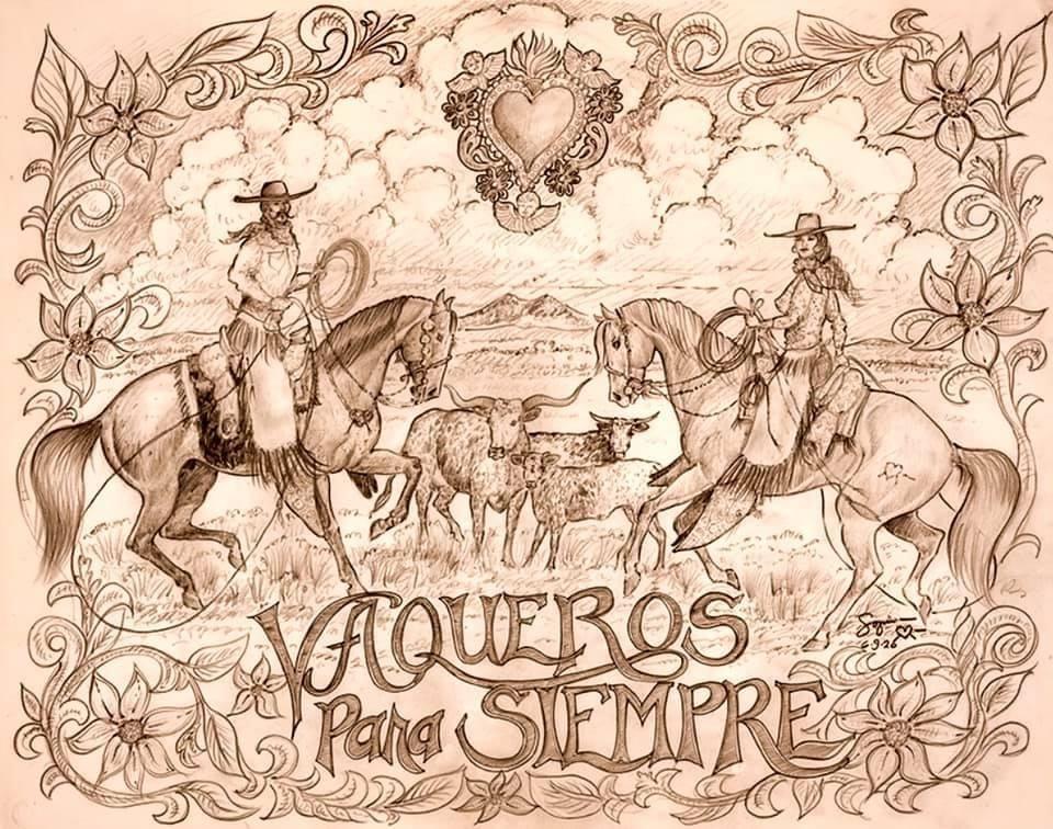 Sofia Marquez. Vaqueros para Siempre.JPG