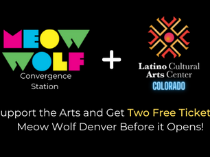 Support the Arts and Get Two Free Tickets to Meow Wolf Denver Before it Opens!