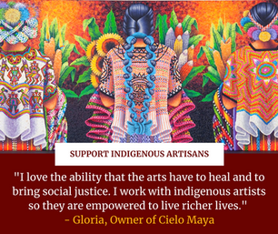 LCAC Supports Indigenous Artisans Through Hijos del Sol's Retail Store
