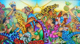 El Semanario: Hijos Del Sol Unveils New Mural In Sun Valley Neighborhood