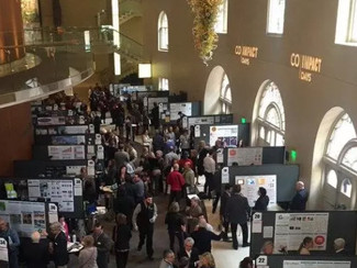 LCAC Tells Its Story at CO Impact Days 2017