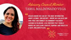 Faces Behind LCAC with Tamil Maldonado Vega
