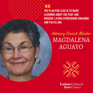 Faces Behind LCAC with Magdalena Aguayo