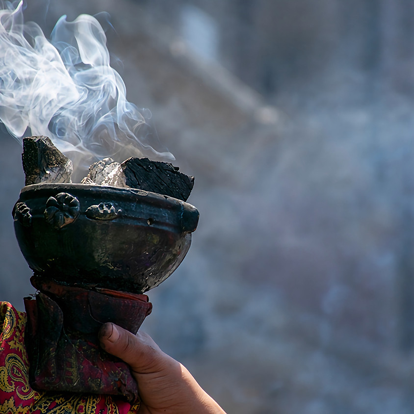 Incense Holder Workshop