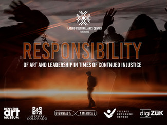 Response(ART)ability and Leadership in Continued Times of Injustice