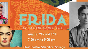 LCAC Sponsors the Operatic Celebration of Frida Kahlo at Opera Steamboat