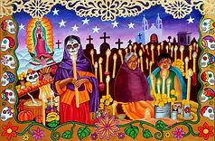 Dia de los  Muertos by Arlette Lucero.jp