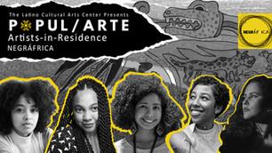 Meet Popul/Arte Artists-in-Residence Negráfrica