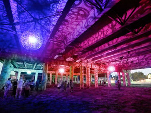 Call to Mural and Lighting Artists: Viaduct Lighting Project at LCAC Colfax Location!