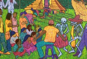 Chican@ Murals of Colorado Project Led by Dr. Lucha Martinez de Luna