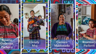 Stitching Stories: Contemporary Maya Textiles Pop-up Exhibition at LCAC