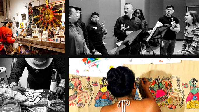 Cultivating arts and leaders for a vibra