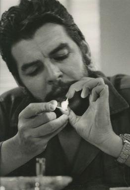 Rodrigo Moya (Mexico). Che Guevara, Gelatin silver print, 1965.