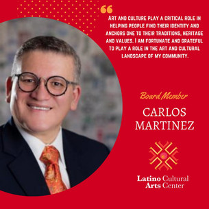 Faces Behind LCAC with Carlos Martinez
