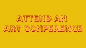 Artists Seeking Art Conferences