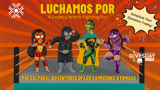 RM PBS: Virtual Lucha Libre