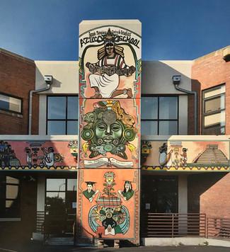 Cementing the Contributions of Chicana Muralist Carlota EspinoZa