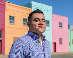 Welcome Alfredo Reyes, LCAC's New Director of Programs