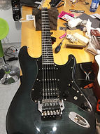 toga music bologna chitarre negozio