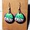 "Thumbnail: D&D Critical 1""Earrings"