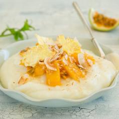 Jungle Oats Mango Porridge