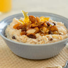 Oats with Nuts
