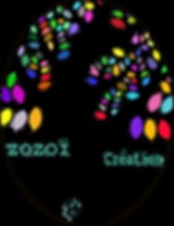 Logo zozoï-création