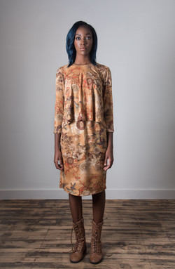 Georgianna Dress