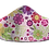 Thumbnail: Springtime Floral Ear Loop Reversible Mask