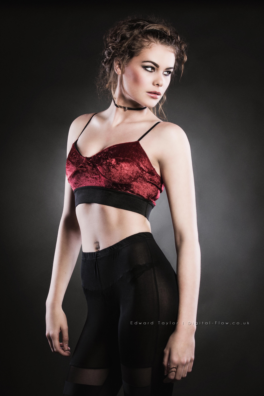 Gina Underhill Portfolio shoot