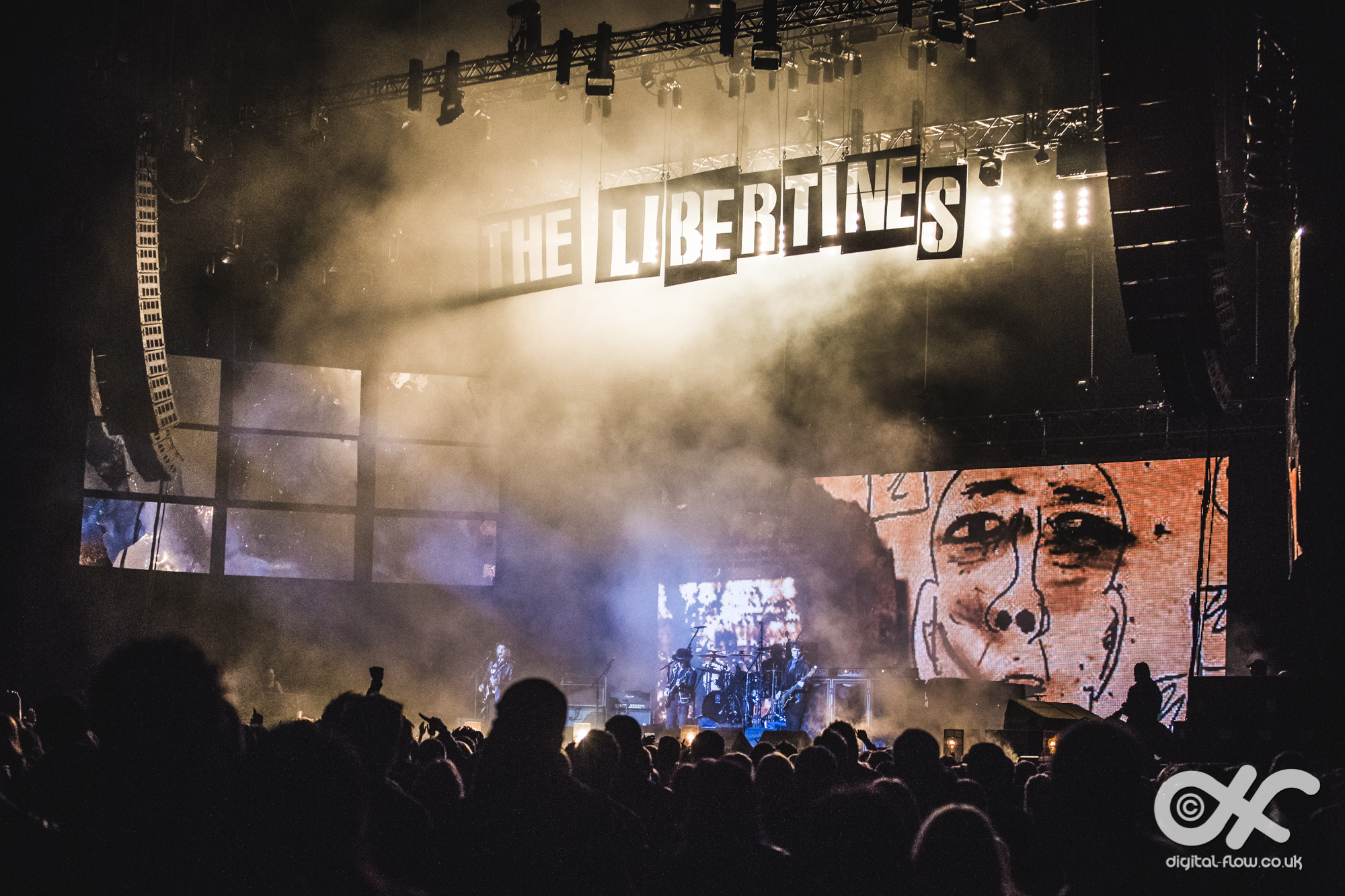 The Libertines @ Barclaycard Arena