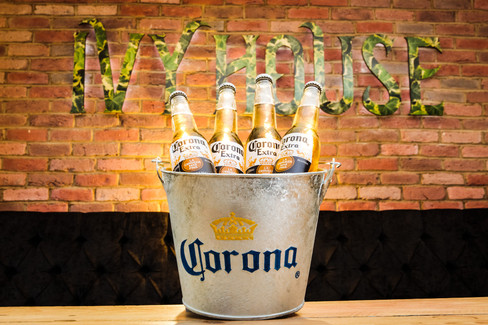 Ivy House drinks Promo
