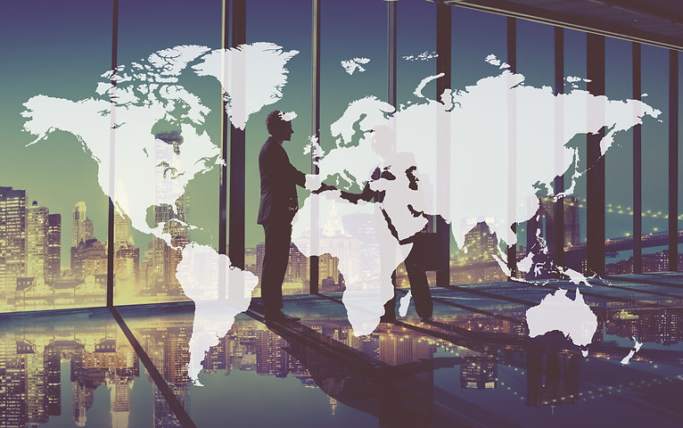 World Global Cartography Globalization E