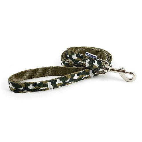 Ancol Green Combat Dog Lead
