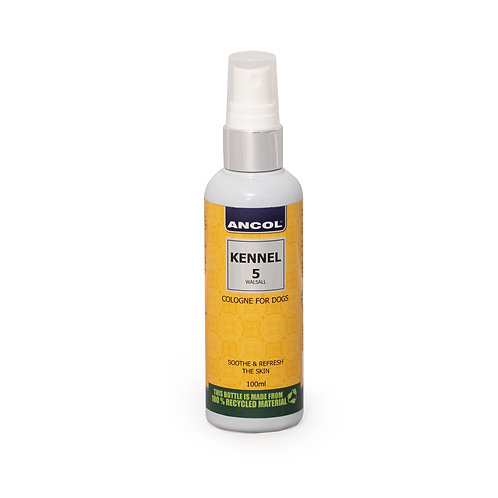 Ancol Kennel 5 Cologne for dogs 100ml
