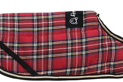 Tartan Highland Coat