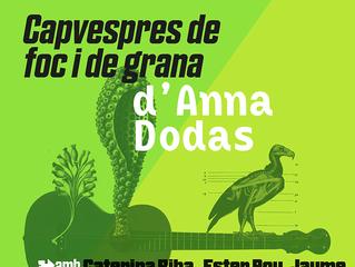 POESIA 16/01/2019: ANNA DODAS I NOGUER