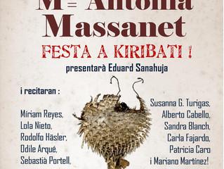 dimecres 24, Celebrem Kiribati de Mª Antònia Massanet