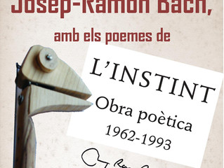 Poesia: 14 de febrer amb Josep-Ramon Bach