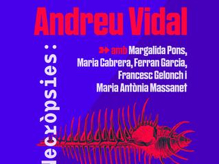 POESIA 23/01/2019: la nit dels morts vivents, ANDREU VIDAL