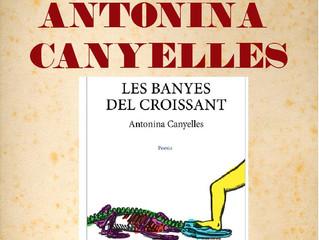 Poesia: Dimecres 20, Antonina Canyelles