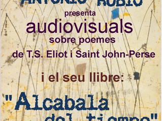 dimecres 17: Antonio Rubio, videos i poemes