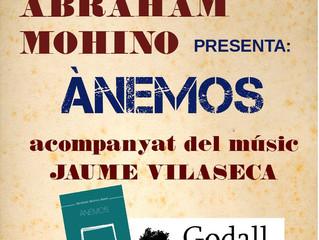POESIA: dimecres 13, Abraham Mohino