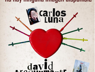 Poesia 2 de maig: David Trashumante & Carlos Luna