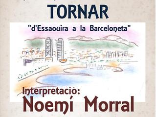 dimecres 21: NOEMÍ MORRAL presenta TORNAR