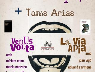 poesia: Laia Martinez & Tomàs Arias