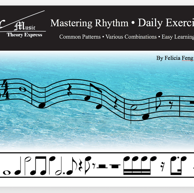 Mastering Rhthym - Daily Exercises