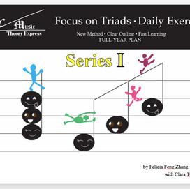 Focus on Triads - Daily Exercises